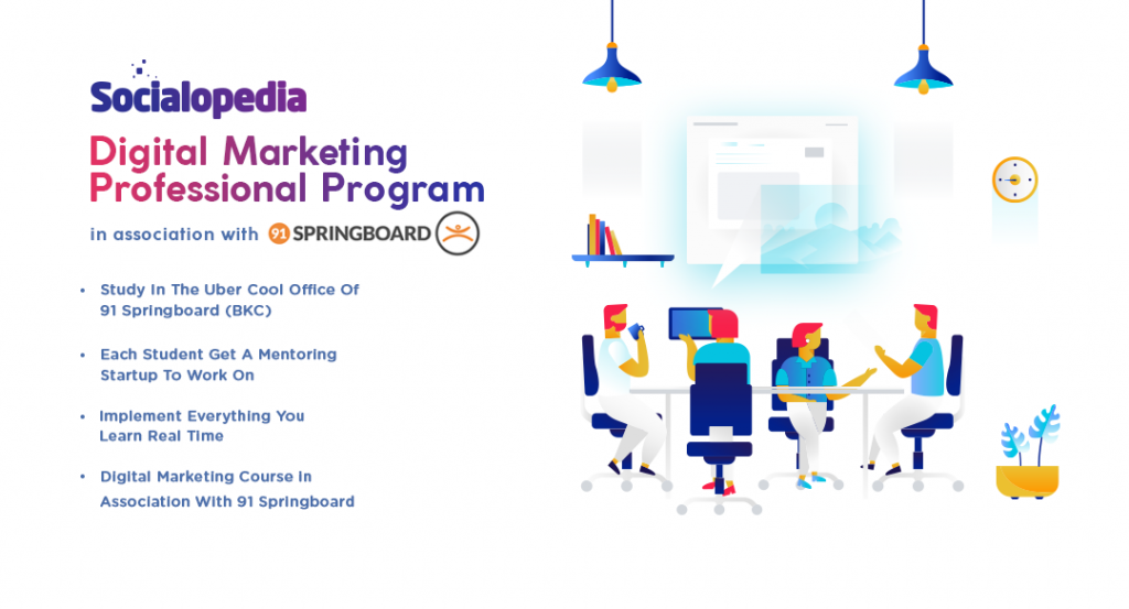 Digital Marketing Course by Socialopedia