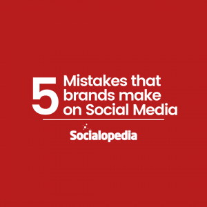 brands social media mistakes