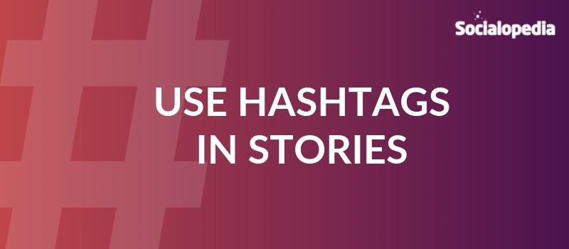 Instagram hashtag best pratice