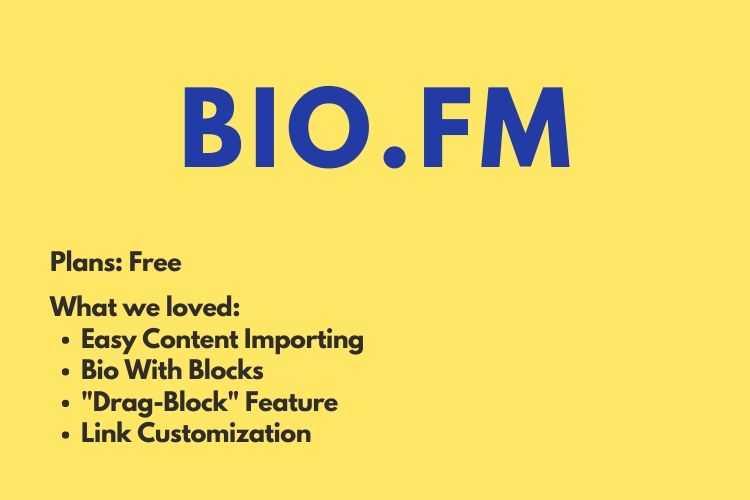 Bio.fm