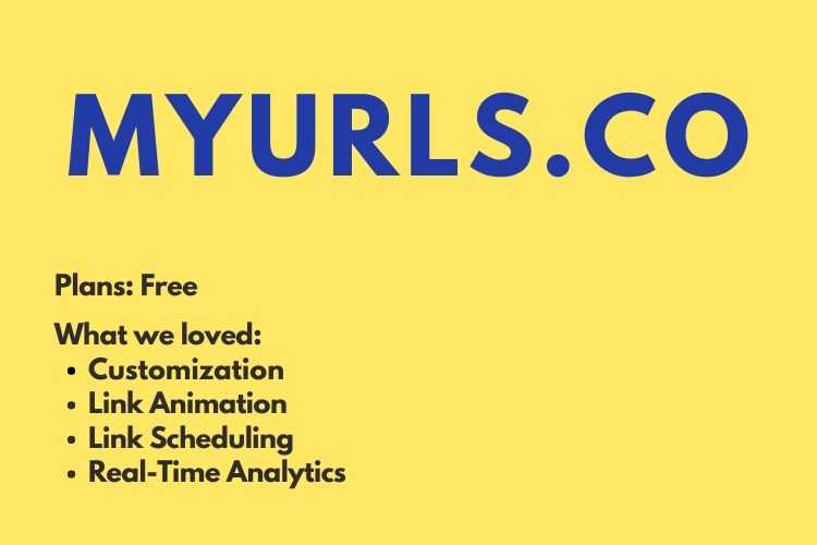 Myurls.co